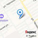 У Сусанны на карте Барнаула