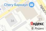 Схема проезда до компании Пункт Инструментального Контроля в Барнауле