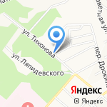 ДИАЛ-Строй на карте Барнаула