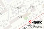 Схема проезда до компании Beauty Nails в Барнауле