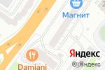 Схема проезда до компании Баркомплект в Барнауле