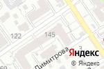Схема проезда до компании Надежда, ТСЖ в Барнауле