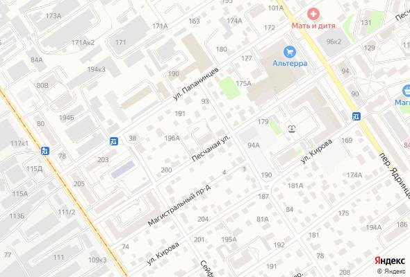 купить квартиру в ЖК ул. Песчаная