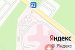 Схема проезда до компании ДАР в Барнауле