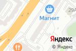 Схема проезда до компании Алтайская краевая офтальмологическая больница в Барнауле