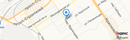 Alexxx Auto на карте Барнаула