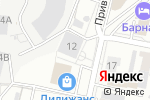 Схема проезда до компании РЖД в Барнауле