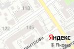 Схема проезда до компании Ломбард-Салмаз в Барнауле