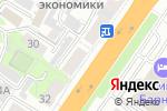 Схема проезда до компании Комплектующие в Барнауле
