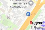 Схема проезда до компании Транскод в Барнауле