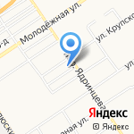 Ломбард-Салмаз на карте Барнаула