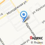 Wiento на карте Барнаула