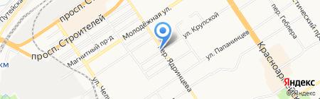 mkol.ru на карте Барнаула