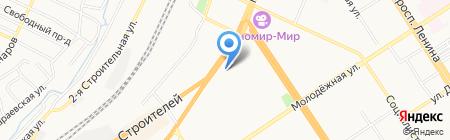Алтай-Компьютер-Сервис на карте Барнаула