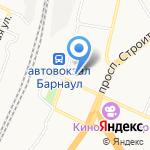 ПультоFF на карте Барнаула