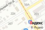 Схема проезда до компании Шашлычный дом в Барнауле
