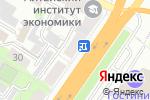 Схема проезда до компании ВИПСИЛИНГ в Барнауле