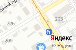 Схема проезда до компании Челентано в Барнауле