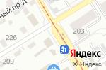 Схема проезда до компании Кошкин дом в Барнауле