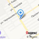 Флора Декор на карте Барнаула