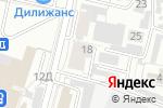 Схема проезда до компании Вотэтодом! в Барнауле