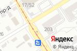 Схема проезда до компании Мясной магазин в Барнауле