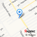 New Стиль на карте Барнаула