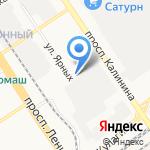 Фармимэкс на карте Барнаула