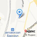 Будущее на карте Барнаула