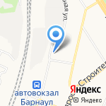 Золотые руки Алтая на карте Барнаула