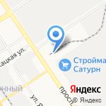 АлтайДомСтройМаш на карте Барнаула