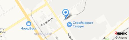 ЭнергоТех на карте Барнаула