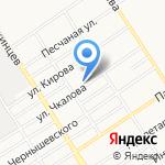 Иван да Марья на карте Барнаула