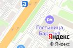 Схема проезда до компании Барнаул в Барнауле