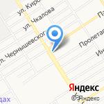 Оптово-розничная фирма на карте Барнаула