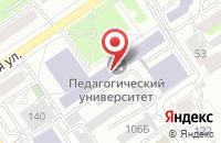 Схема проезда до компании Региональный Информационный Центр Алтайского Университетского Школьно-Педагогического Округа в Барнауле