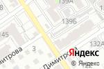 Схема проезда до компании Про-Трейд в Барнауле