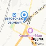 FastMoney на карте Барнаула