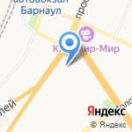Эксперт на карте Барнаула