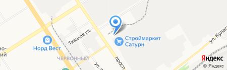 Все для сварки на карте Барнаула