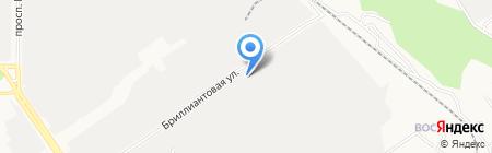 Cordiant на карте Барнаула