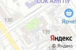 Схема проезда до компании Алтайский государственный педагогический университет в Барнауле