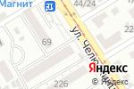 Схема проезда до компании Дом-4, ТСЖ в Барнауле