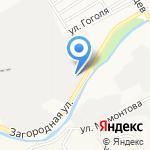 Пожарная часть №13 Центрального района на карте Барнаула