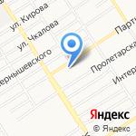 НИКА-ИМПОРТ на карте Барнаула