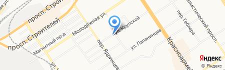 Гурман на карте Барнаула