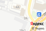 Схема проезда до компании Метро в Барнауле