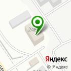 Местоположение компании АЭРОКАР