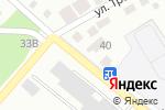Схема проезда до компании Мюнхгаузен в Барнауле