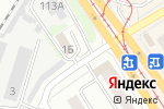 Схема проезда до компании Лада в Барнауле